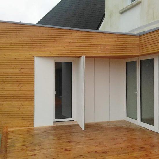Extension de maison - Finistère