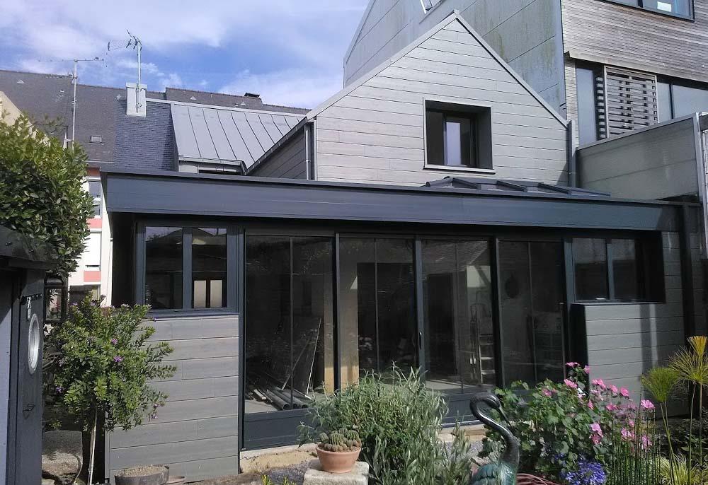 archi bois finist re constructeur de maisons en bois extensions. Black Bedroom Furniture Sets. Home Design Ideas