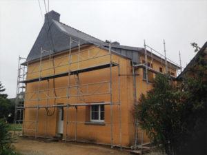 Isolation par l'extérieur, Finistère