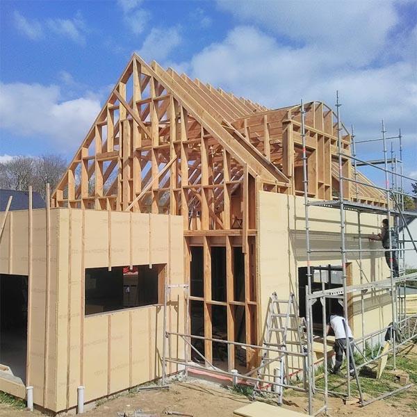Constructeur de maisons passives